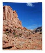 Colorado Escalante Canyon Fleece Blanket