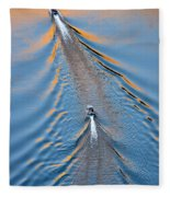 Colorado River Arizona Fleece Blanket
