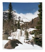 Colorado - Rocky Mountain National Park 02 Fleece Blanket