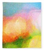 Colorama Fleece Blanket