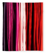 Colored Cloth Fleece Blanket