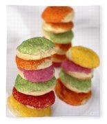 Sugar Cookies  Fleece Blanket
