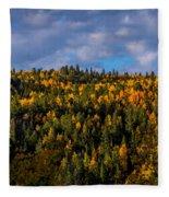 Colorful Colorado 2014 Fleece Blanket
