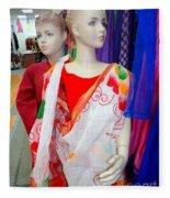 Colorful Kids Fleece Blanket