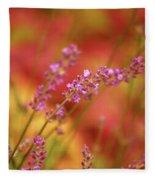 Colors I Love Fleece Blanket