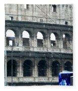 Colosseum Two Fleece Blanket