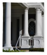 Columns Fleece Blanket