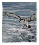 Coming In For Landing... Fleece Blanket