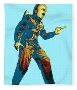 Commando Cody 2 Fleece Blanket