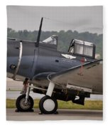 Commemorative Air Force - Douglas Sbd Dauntless Fleece Blanket