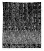 Computer Memory Fleece Blanket