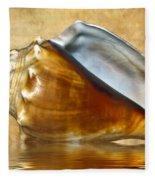 Conch 2 Fleece Blanket