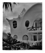 Conch Casa Fleece Blanket