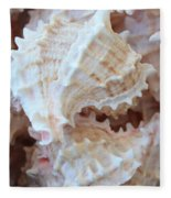 Conches Fleece Blanket