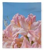 Confectioners Pink Fleece Blanket