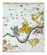 Constellation: Hydra Fleece Blanket