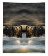 Convergence  Fleece Blanket
