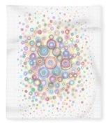 Convexity Fleece Blanket