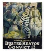Convict 13 1920 Fleece Blanket