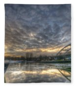 Cool Harbor Fleece Blanket