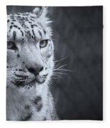 Cool Leopard Fleece Blanket