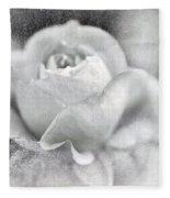 Cool Rose Fleece Blanket