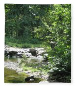 Cool Waters II Fleece Blanket