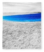 Coorong Sandy Bay Fleece Blanket