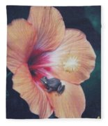 Coqui  Fleece Blanket