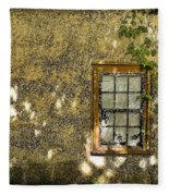 Coquina Door And Window Db Fleece Blanket