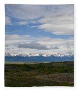 Cordillera Moore Fleece Blanket