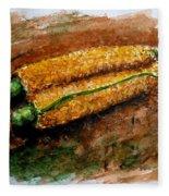 Corn Fleece Blanket