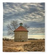 Corncrib #1 Fleece Blanket