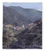 Corniglia Fleece Blanket
