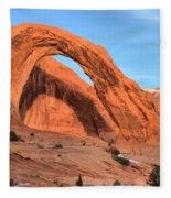 Corona Arch Canyon Fleece Blanket