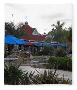 Coronado Ferry Landing Marketplace In Coronado California 5d24386 Fleece Blanket