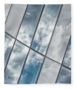 Corporate Reflection Fleece Blanket