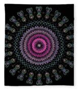 Cosmic Hug Fleece Blanket