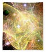 Cosmic Jubilation Fleece Blanket