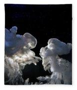 Cosmic Love Fleece Blanket