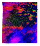 Cosmic Series 010 Fleece Blanket
