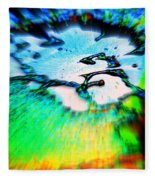 Cosmic Series 012 Fleece Blanket