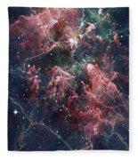 Cosmic Soup Fleece Blanket
