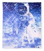 Cosmic Wonders Fleece Blanket