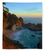 Costal Paradise Fleece Blanket