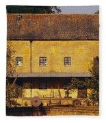 Cotswold Cottage Fleece Blanket