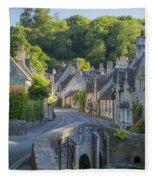 Cotswold Village Fleece Blanket