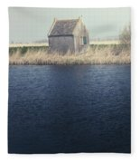 Cottage Fleece Blanket