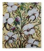 Cotton #1 - King Cotton Fleece Blanket