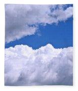 Cotton Clouds Fleece Blanket